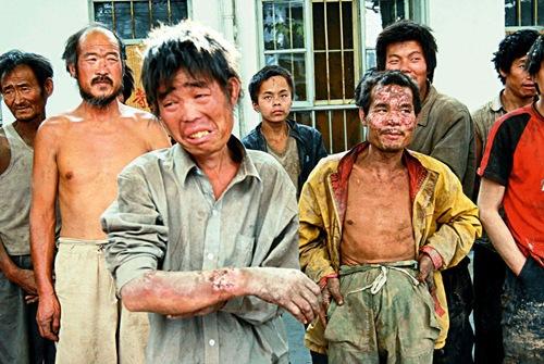 escravos, china, 2010
