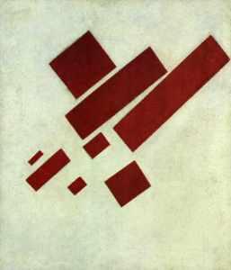 Malevich, Suprematismo em 8 rectângulos