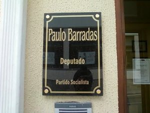 Paulo Barradas - Deputado