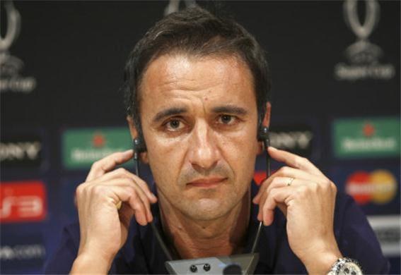 Vitor Pereira, treinador do Porto