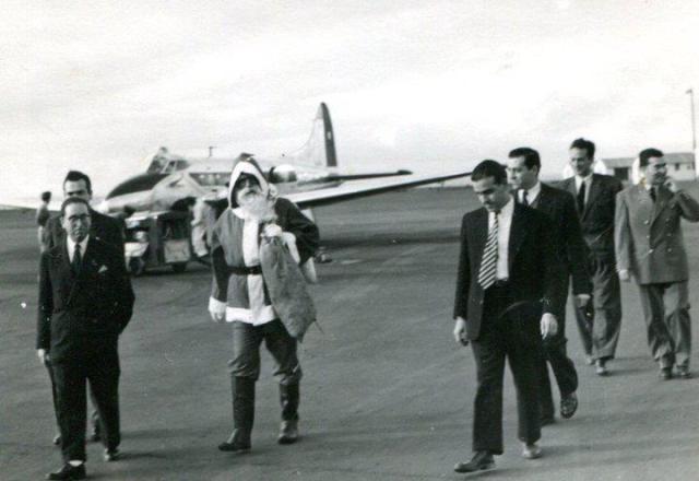 Séc. XX, Dezembro 1952, Aeroporto, Ilha de Santa Maria