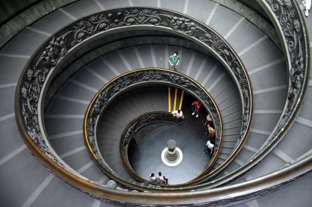 espiral vaticano