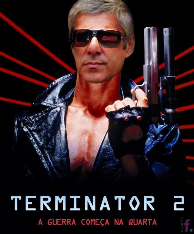 terminator - I'll be back