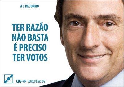 cds votos
