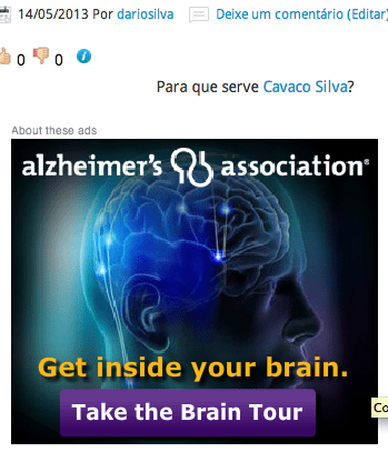 cavaco-alzheimer