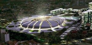 Estádio: Arena da Baixada, Curitiba Escritório responsável pelo projeto: Vigliecca Associados Valor estimado da obra: R$ 140 milhões...