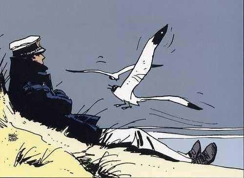 """""""A Balada do Mar Salgado"""" - Hugo Pratt"""