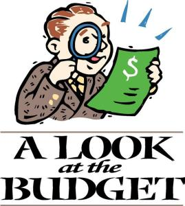 look_at_the_budget_clipart