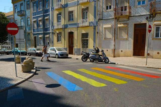 passadeira arco iris emb russia