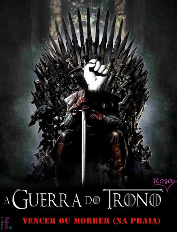 guerra do trono