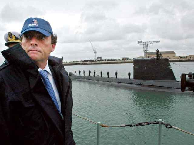 Cerimónia de assinatura dos novos Submarinos para a Marinha