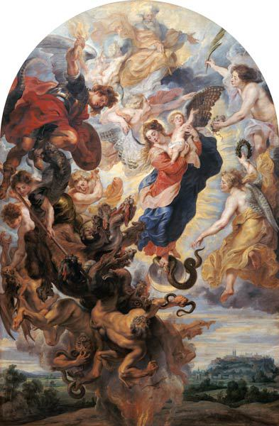 Peter_Paul_Rubens_The Virgin as the Woman of the Apocalypse