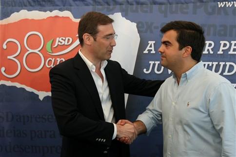 Pedro e Duarte