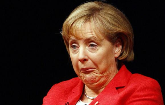 Stupid Merkel