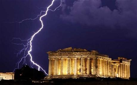 Greek Storm