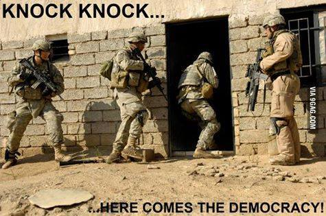 Military Democracy