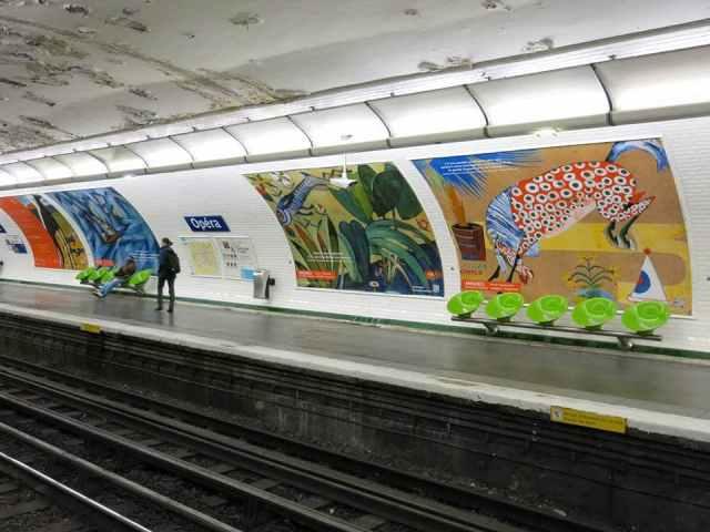006 amadeo souza-cardoso no metro de paris