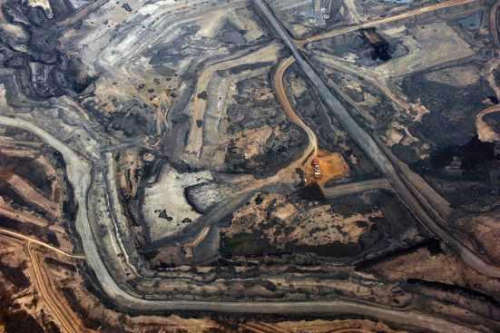 industria areaias betuminosas