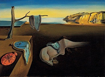 A Persistência da Memória - Salvador Dalí
