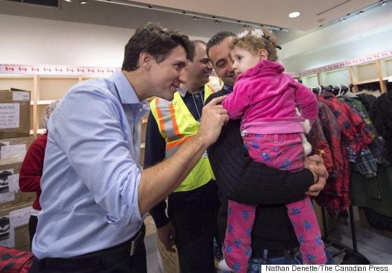 Justin Trudeau; Kathleen Wynne