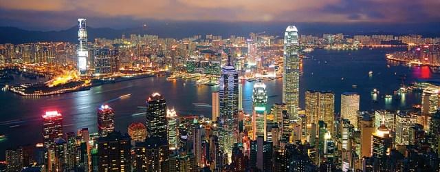 Hong Kong - fuga de capitais