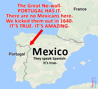 portugal no-wall