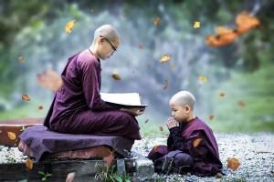 Richtiges Erwachen Buddhismus 521