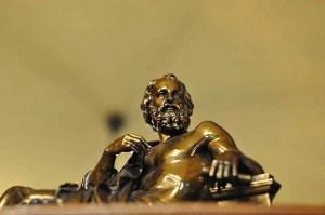 Platon Antiker griechischer Philosoph 621