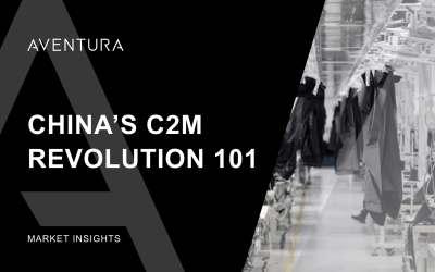 China's C2M Revolution 101