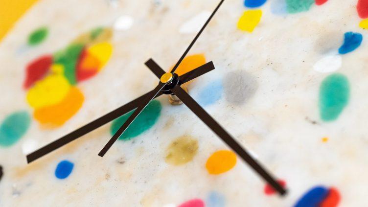 Reloj Plástico Reciclado