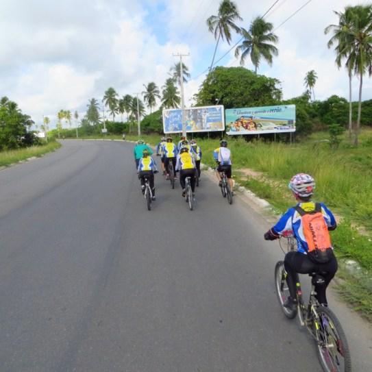 Urban ride: Barra de Jangada