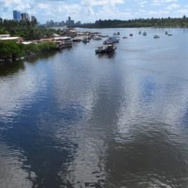 Urban ride: Jaboatão River