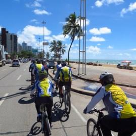 Urban ride: Boa Viagem beach