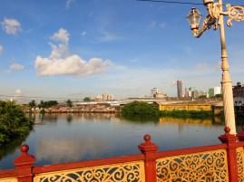 Old Bridge and Capibaribe River
