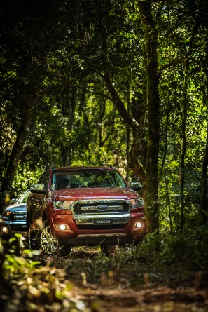 New Ranger Test Drive0028