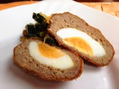 huevos escocesa