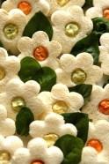 flores con varios rellenos