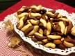 lazos de cacao y almendra