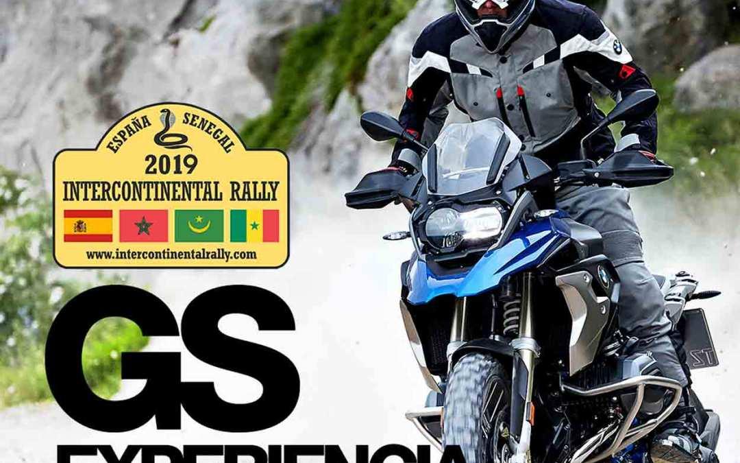 Experiencia GS Dakar 2020