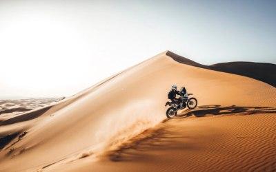 Asistencia Morocco Desert Challenge