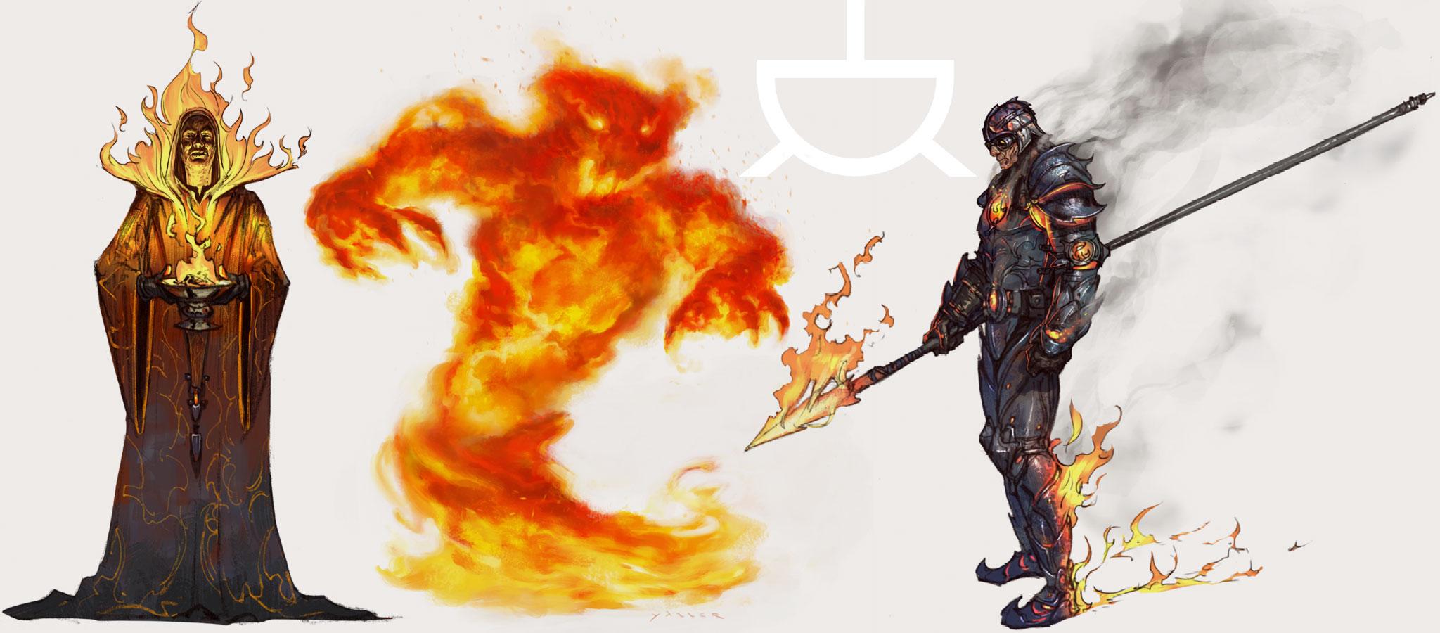 culto do fogo