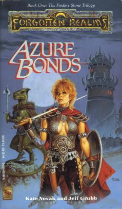 Romance - Azure Bonds (capa)