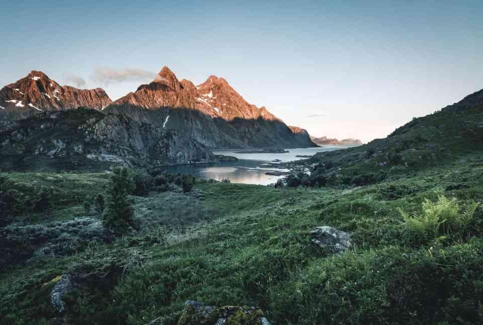 Route panoramique des Lofoten