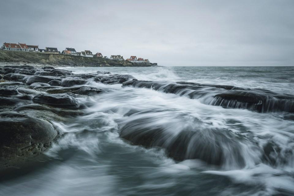 Photographier vagues