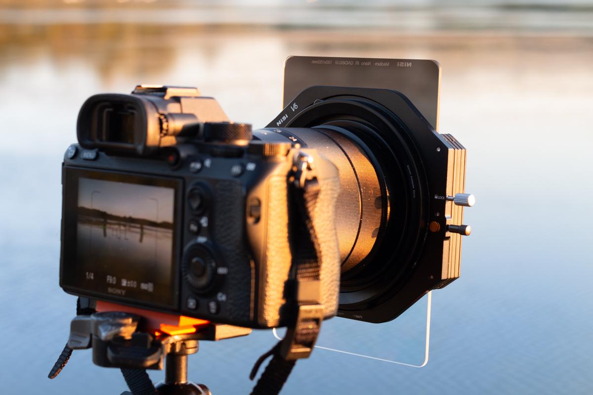 photographier avec des filtres