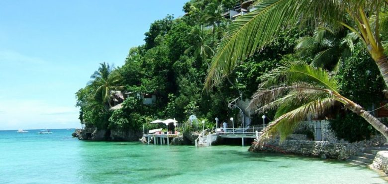 Punta Bunga beach, Boracay