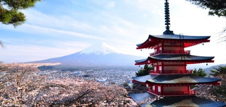 In Japonia, florile de cires (Sakura) simbolizează natura efemeră a vieții