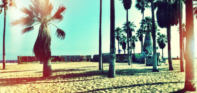 Venice Beach, Los Angeles.