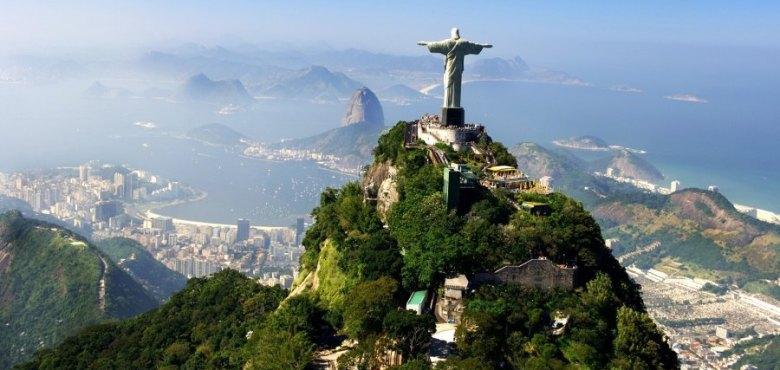Zbor catre Brazilia, Rio de Janeiro! 428 Eur dus-intors din Bucuresti!