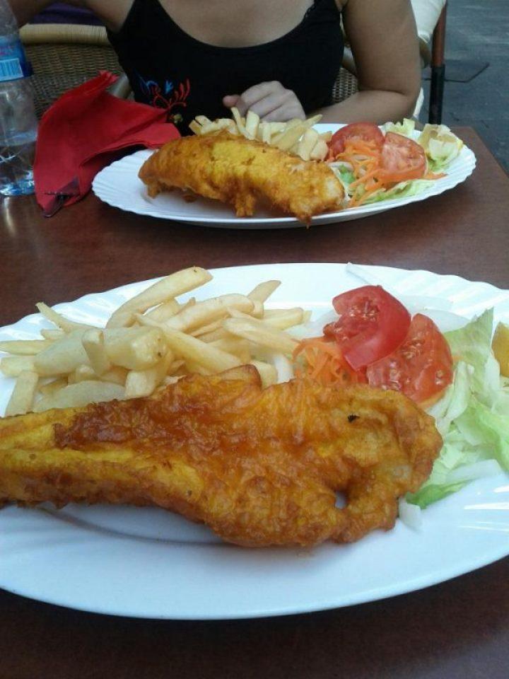 fish & chips gibraltar